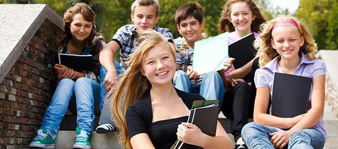 groep-kinderen-brugklas-faalangst-training-centraal-nederland