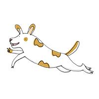afbeeldingenrij-hond