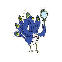 afbeeldingenrij-pauw